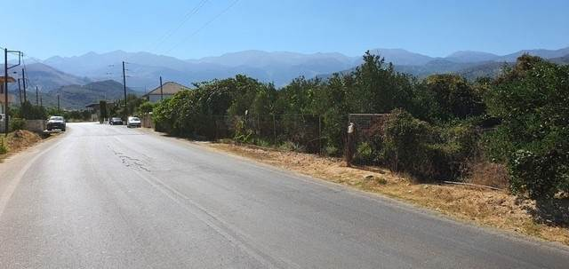 (For Sale) Land Plot || Chania/Mousouroi - 1.224 Sq.m, 35.000€